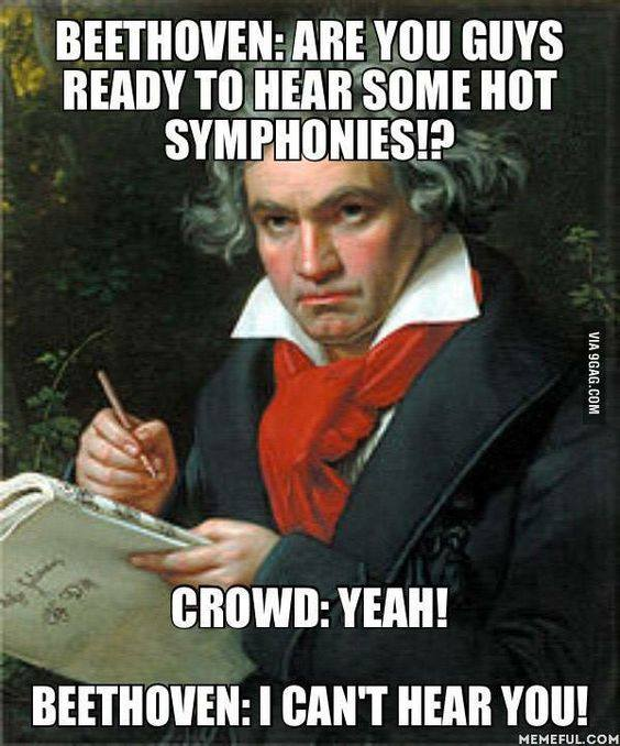 Beethoven I Dont Hear You
